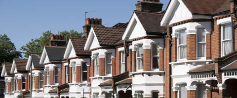 Terra Firma London Houses